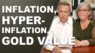 INFLATION, HYPERINFLATION, GOLD VALUE… Q&A with Lynette Zang and Eric Griffin