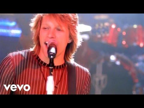 Bon Jovi - Misunderstood - bonjovivevo