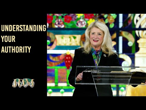 Understanding Your Authority  Cathy Duplantis