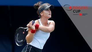 Hot Shot: Bianca Andreescu I Rogers Cup 2019 final in Toronto