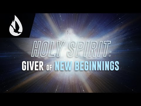 The Holy Spirit: The Spirit of Creation