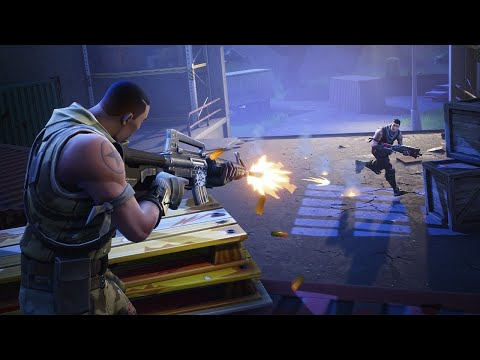 Fortnite Battle Royale: Full Match Gameplay (1080p 60fps) - UCKy1dAqELo0zrOtPkf0eTMw