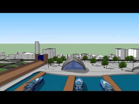 Revitalização dos Terminais do Centro da Cidade de Niterói