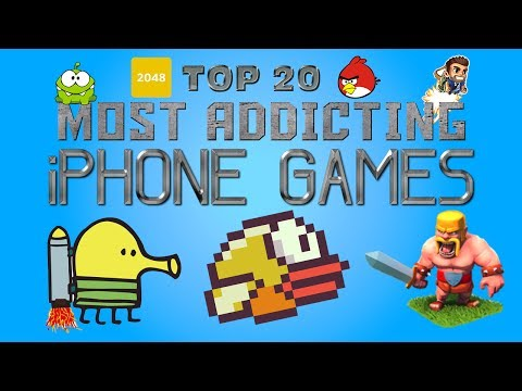 Top 20 Most Addicting iPhone Games EVER!!! | ImpressPages lt