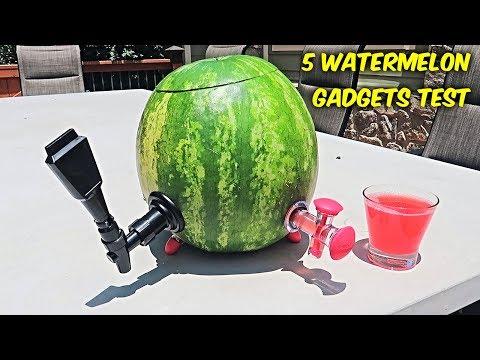 5 Watermelon Gadgets put to the Test - UCe_vXdMrHHseZ_esYUskSBw