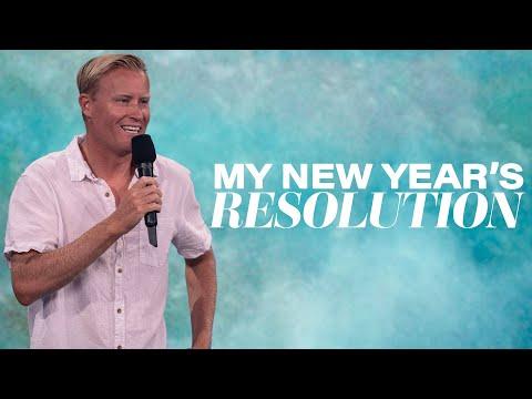 My New Year's Resolution  Scott