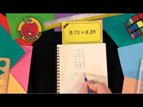 Decimal Multiplication and Division video