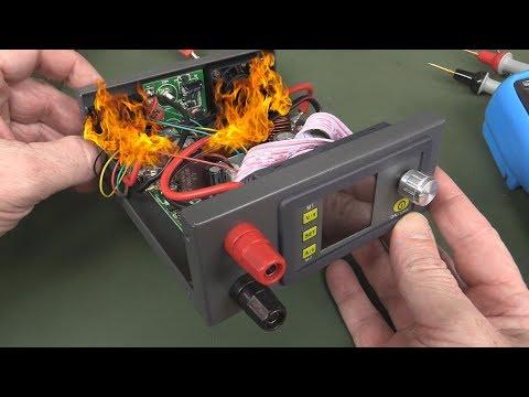 EEVblog #1035 - Flaming DIY Power Supply! - UC2DjFE7Xf11URZqWBigcVOQ