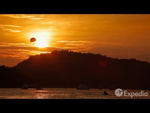Patong Beach - City Video Guide - UCGaOvAFinZ7BCN_FDmw74fQ
