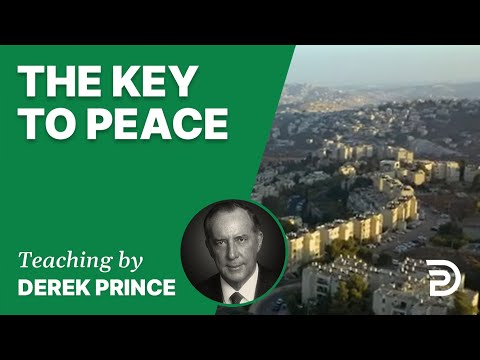 The Key to Peace 15/5