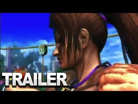 Street Fighter x Tekken Vita - New Tekken Characters - UCKy1dAqELo0zrOtPkf0eTMw