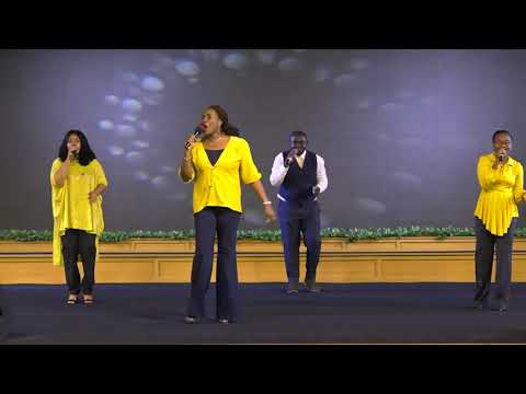 2ND SERVICE AT THE COVENANT NATION 280620