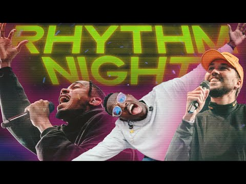 Rhythm Night  Tell Me You Love Me Without Telling Me You Love Me  Elevation YTH  Tim Somers