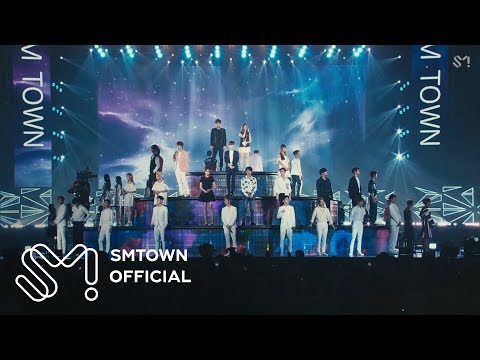 Dear My Family (Live) [Feat. Kangta, BoA, TRAX, Super Junior, Girls' Generation, Red Velvet & NCT]
