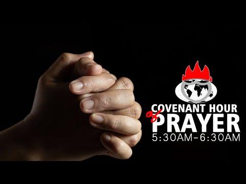 COVENANT HOUR OF PRAYER  4, SEPTEMBER  2021 FAITH TABERNACLE