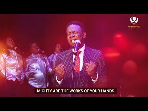 SOVEREIGN GOD-CHRIS SHALOM AND WORDBREED WORSHIP GROUP