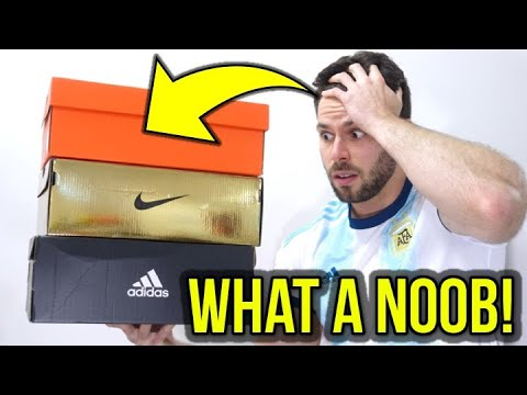 ROOKIE MISTAKES WHEN BUYING NEW FOOTBALL BOOTS - UCUU3lMXc6iDrQw4eZen8COQ
