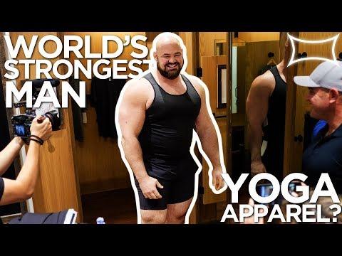 World's Strongest Man Tries Yoga Apparel at Lululemon - UCLPy6BEgH1fD3DOgwX-x_Hg