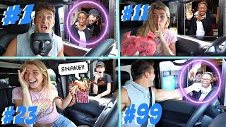 PRANKING The Same Mcdonalds Drive Thru 100 Times!