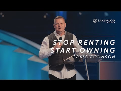 Craig Johnson  Stop Renting, Start Owning (2019)