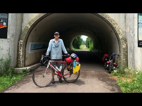 When Cross-Country Biking Leads You to Charis