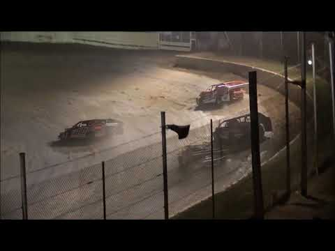 Modified Feature from Atomic Speedway, September 29th, 2018. - dirt track racing video image