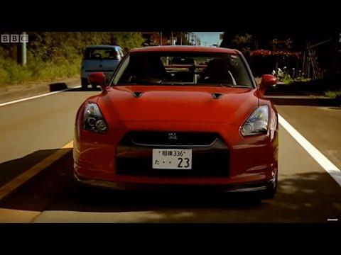 Nissan GTR vs Bullet Train: Race Across Japan Part 2 (HQ