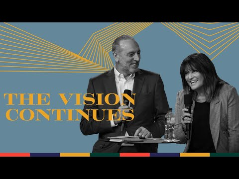The Vision Continues  Brian & Bobbie Houston  Hillsong Church Online