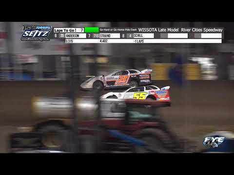River Cities Speedway 9/10/21 Go Hard or Go Home Pole Dash - dirt track racing video image