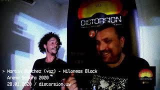 Entrevista a Milongas Black en Arena Sonora 2020