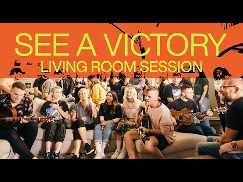 See A Victory  Living Room Session  At Midnight  Elevation Worship