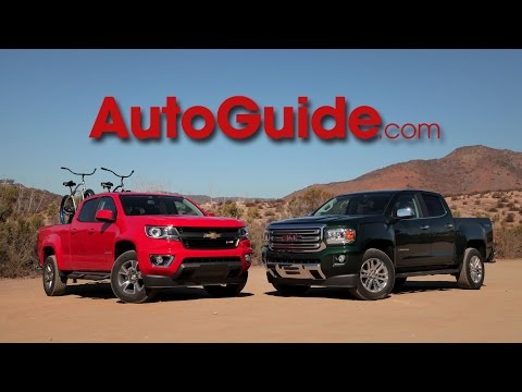 2015 Chevrolet Colorado Review - First Drive - UCV1nIfOSlGhELGvQkr8SUGQ