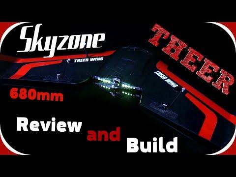 Skyzone THEER 860mm Обзор и сборка.Качественно и дорого? - UCrRvbjv5hR1YrRoqIRjH3QA