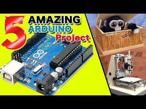 5 AMAZING Arduino project DIY - UCwMjr5HocO6S363x_-jzsmA