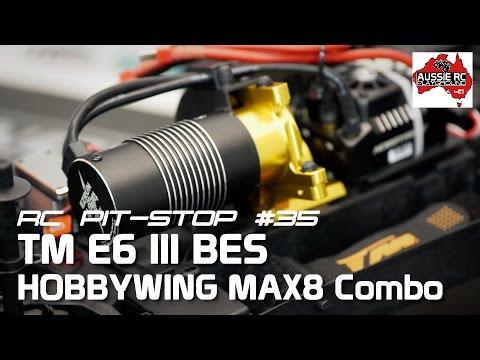 RC Pit-Stop EP35 - Team Magic E6 BES HOBBYWING EzRun MAX8 Combo - UCOfR0NE5V7IHhMABstt11kA