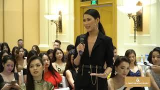 Người đẹp Thân thiện Ngọc Anh: Tại sao người mẫu không thể trở thành Hoa hậu?