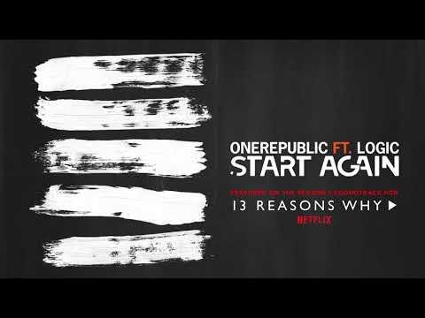 OneRepublic ft. Logic – Start Again (Audio) - UCi4EDAgjULwwNBHOg1aaCig
