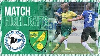 HIGHLIGHTS: DSC Arminia Bielefeld 2-2 Norwich City