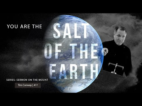 You Are the Salt of The Earth - Tim Conway