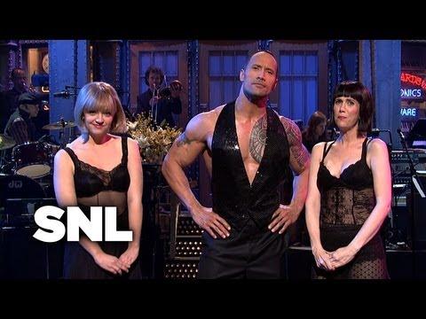 Dwayne Johnson Monologue at Saturday Night Live