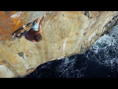 Deep Water Soloing: Climbing with the Ocean as a Safety Net - default