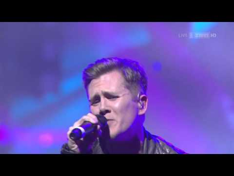 Robin Schulz & J.U.D.G.E. - Show Me Love (Swiss Music Awards 2016 - SRF2 HD 2016 feb12) - UCCzzBUkTlOj5ZXAR4y3X6YA