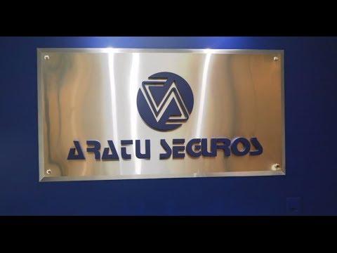 Imagem post: Aratu lança a primeira loja de Seguros do Brasil.
