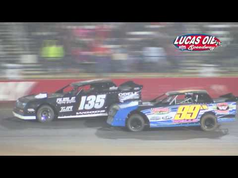 Big Buck 50 Street Stock Feature 10/8/16 - dirt track racing video image