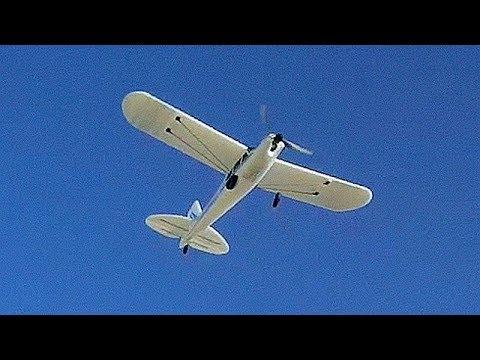 Volantex Super Cub 500 761-3 Beginners Stabilized Trainer RC Plane - UC90A4JdsSoFm1Okfu0DHTuQ