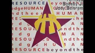 Human Resource - Beyond The Edge (Speedy J Remix) [1993]