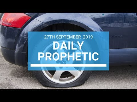 Daily Prophetic 27 September 2019   Word 1