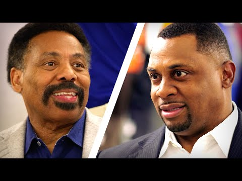 Troy Vincent Talks to Tony Evans about Real Manhood and the Lie We've Believed
