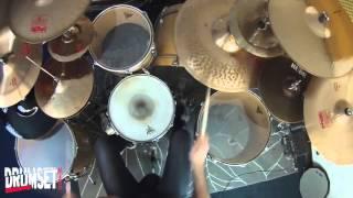 Scott Columbus Drum Grooves