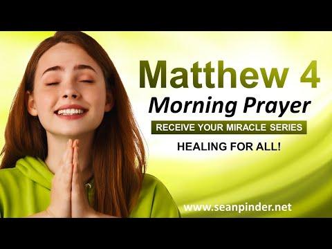 HEALING for ALL - Morning Prayer